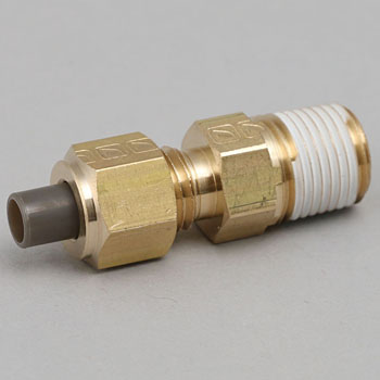JUNRON Brass Fittings, Nipple