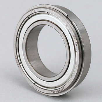 Deep groove ball bearing 6900 series ZZ With snap ring