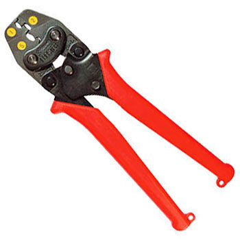 Insulating Coating Closed End Terminal Mini Crimping Tool
