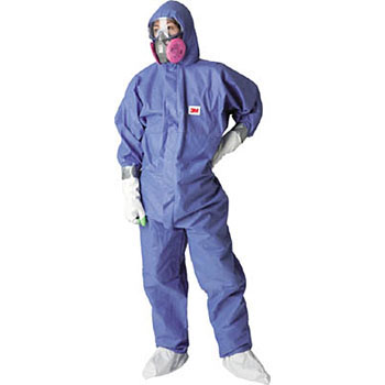 Chemical protective clothing 4530