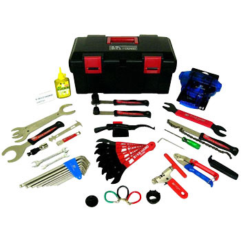 Bicycle tool set full set