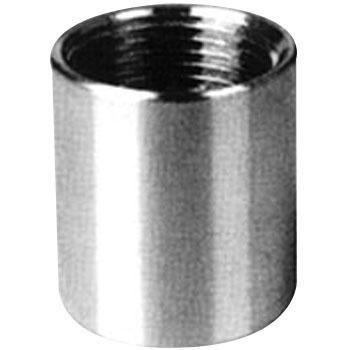 Stainless Steel Screw-In Straight Socket