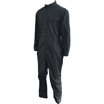 Antibacterial and Deodorize Long Sleeved Jumpsuit, Spring and Summer