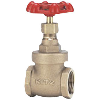 125-inch gate valve (screw-in type) (H series)