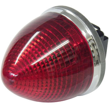 Large Indicator Light 30 Phi Domed
