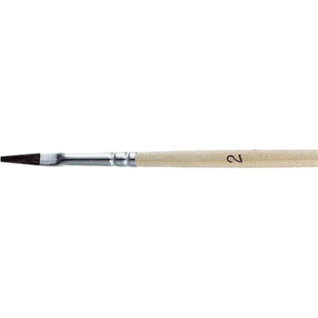 Marute average brush Japanese Black