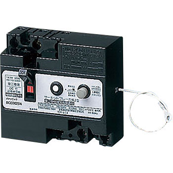 Circuit breaker NJ type AA neutral wire open-phase protection with 3P2E