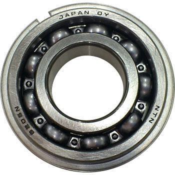 Deep Groove Ball Bearing 6300 Open Type, Retaining Ring, NR