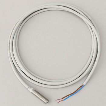 DC2 Wire Cylindrical Long Distance No Polarity Proximity Sensors
