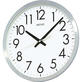Wall Clock Seiko Round Shape Monotaro Singapore Kh409s