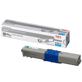 Toner, Oki Data TNR-C4H, Genuine