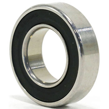 Stainless Steel Ball Bearing 6800 Contact Double Seal