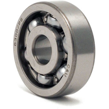 Deep Groove Ball Bearings 6300 Series Open Type