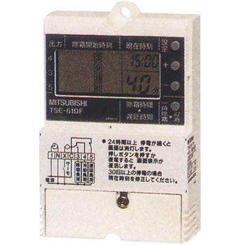 Time Switch TSE-61D Series