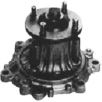 Water Pump, for Toyota