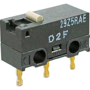 Ultra Subminiature Basic Switch D2F