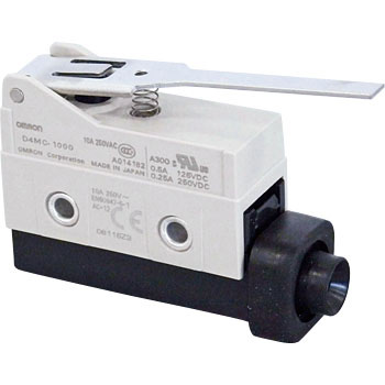 Economical, High Utility Enclosed Switch D4MC