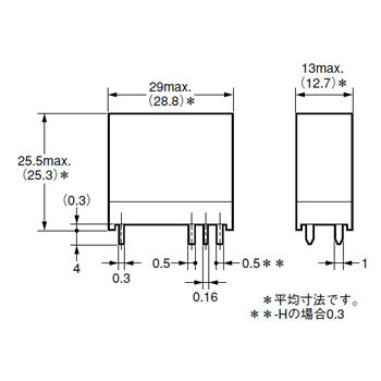 Power Relay G2R