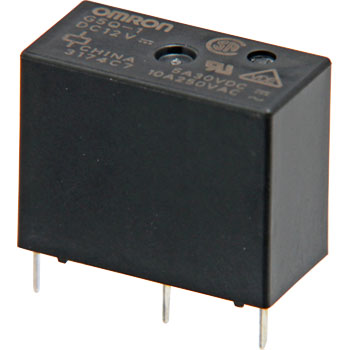 Small power relay G5Q