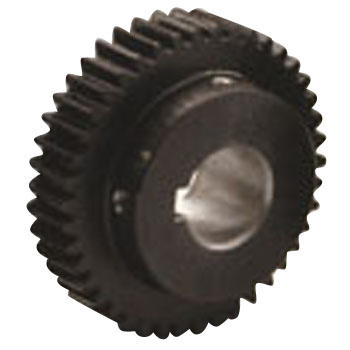 Steel, Spur Gears SS Module 2 J Series Finished Product Type