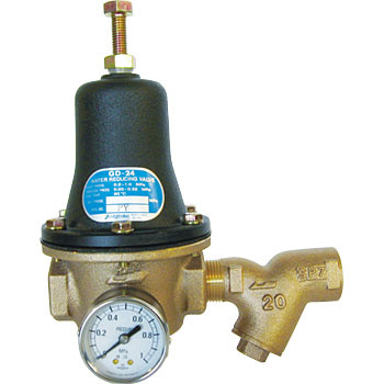 Water pressure reducing valve for Missouri