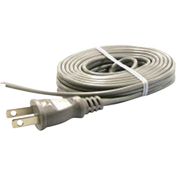 Male plug extension cord