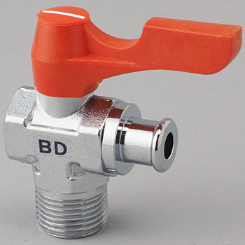 Ball Valve, Ace Ball, Drain Type
