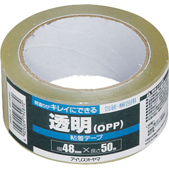 OPP Clear Packing Tape
