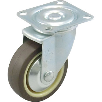 Nylon wheel urethane casters Takumi series (freely car)
