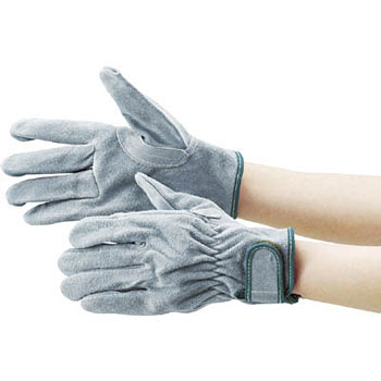 Oil processing gloves,magic type cuffs
