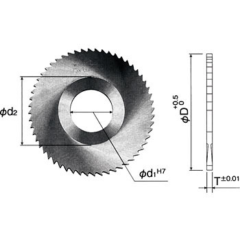 Carbide Solid Metal Saw