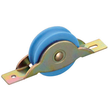 Iron frame LP door roller plus round shape