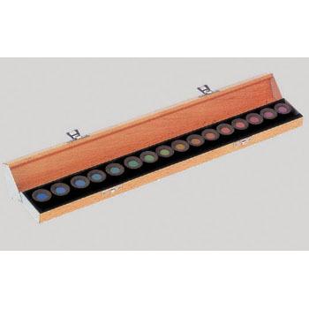 Color vision test instrument panel D-15