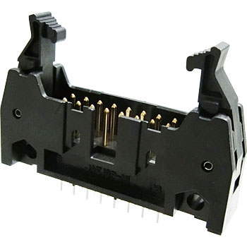 Connector for board to wire connection 2.54 mm