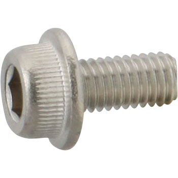 Flange Socket Screw, Stainless Steel, Pack Product