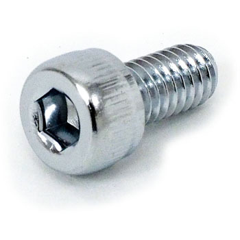 Hex Socket Head Cap Screw, Iron Chromate