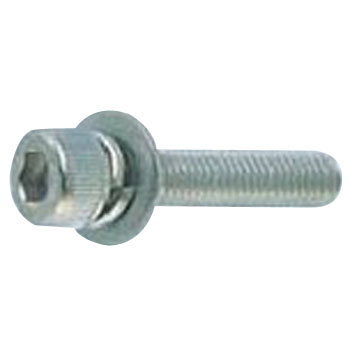 Hexagon socket head bolt P equal 3 (SW + JIS W assembled) (stainless steel) (small box)