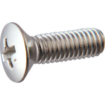 Phillips Oval Head Machine Screw, Stainless Steel
