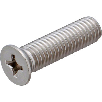 Phillips Countersunk Head Screws, Stainless Steel, Pack Product