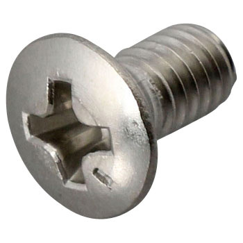 (+) Round dish small screw (SUS316L) (pack product)
