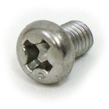 Phillips Pan Head Screw, SUS430, Pack Product