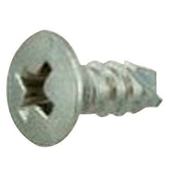 (+) Round saw tapping screw 2 types with groove B - 1 type (stainless steel) (packed item)