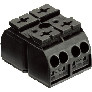 One-touch terminal block WTB series