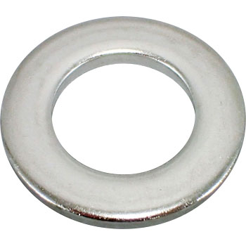 Round washer ISO (stainless steel) (small box)