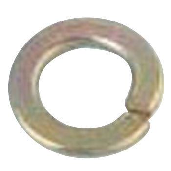 Spring washer (spring washer) No. 2 (iron / nickel) (pack product)
