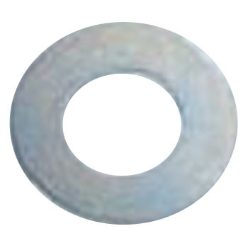 Round washer JIS (iron / trivalent white) (small box)
