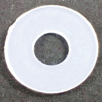 Nylon Round Washer, Special Size