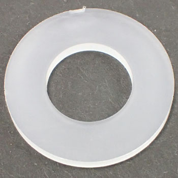 Round Washer, PP Polypropylene, Pack Product