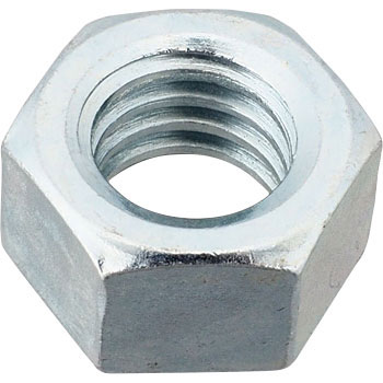 Small hex nut one wit (iron / Uniqlo) (pack product)
