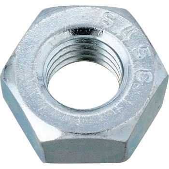 Hex Nut, S45C H Uni Chromate